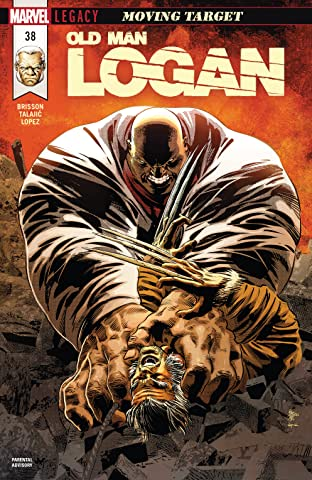 Old Man Logan (2016-) #38