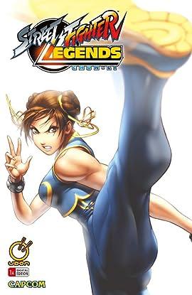 Street Fighter Legends: Chun-Li #1 (of 4)
