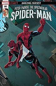 Peter Parker: The Spectacular Spider-Man (2017-2018) #303