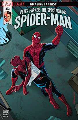 Peter Parker: The Spectacular Spider-Man (2017-2018) #303