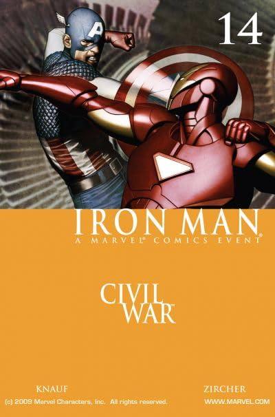 Iron Man (2004-2007) #14