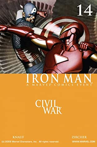 Iron Man (2004-2007) No.14