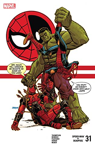 Spider-Man/Deadpool (2016-2019) #31
