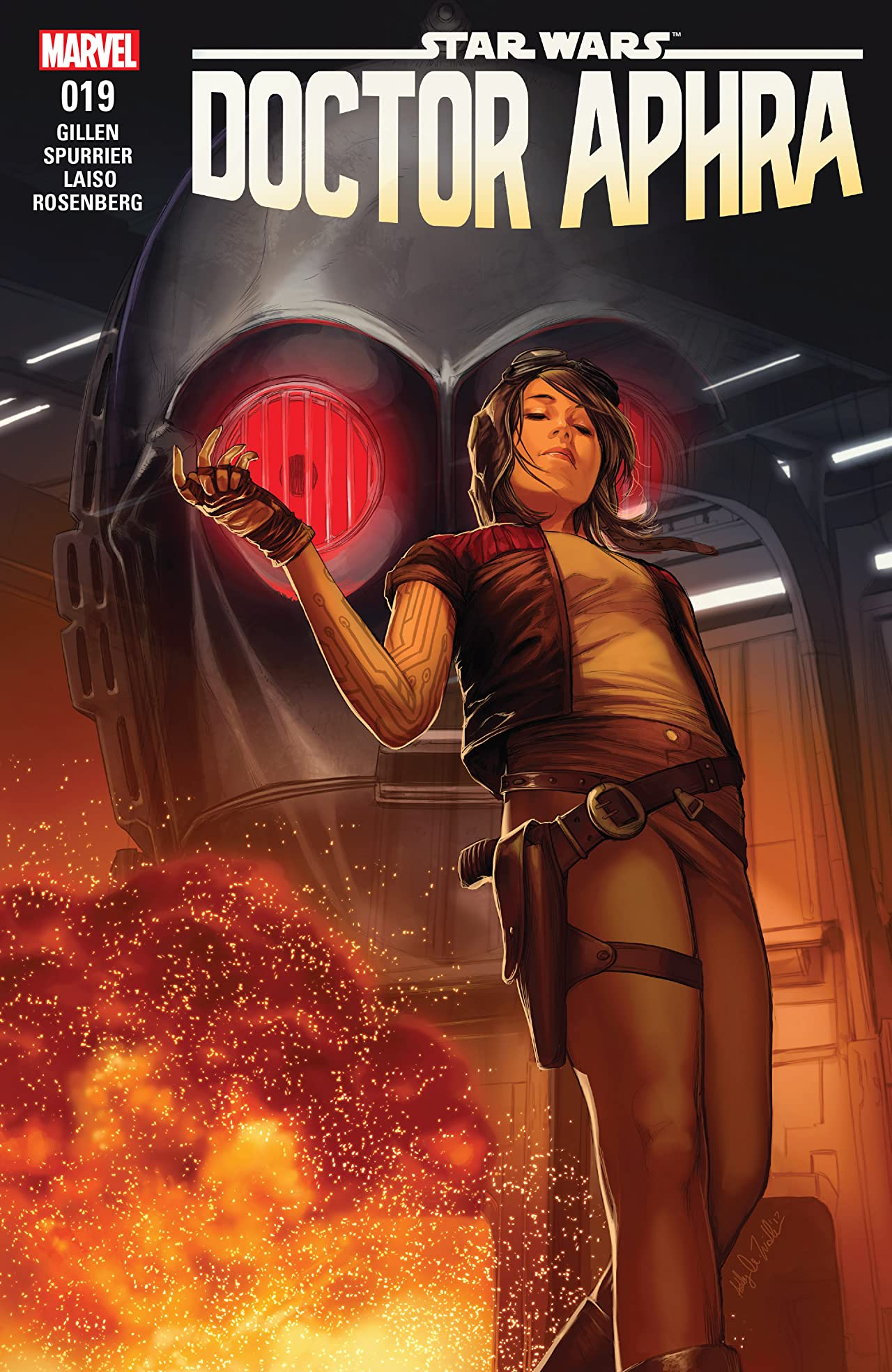Star Wars: Doctor Aphra (2016-) #19