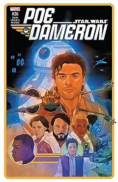 Star Wars: Poe Dameron (2016-) #26