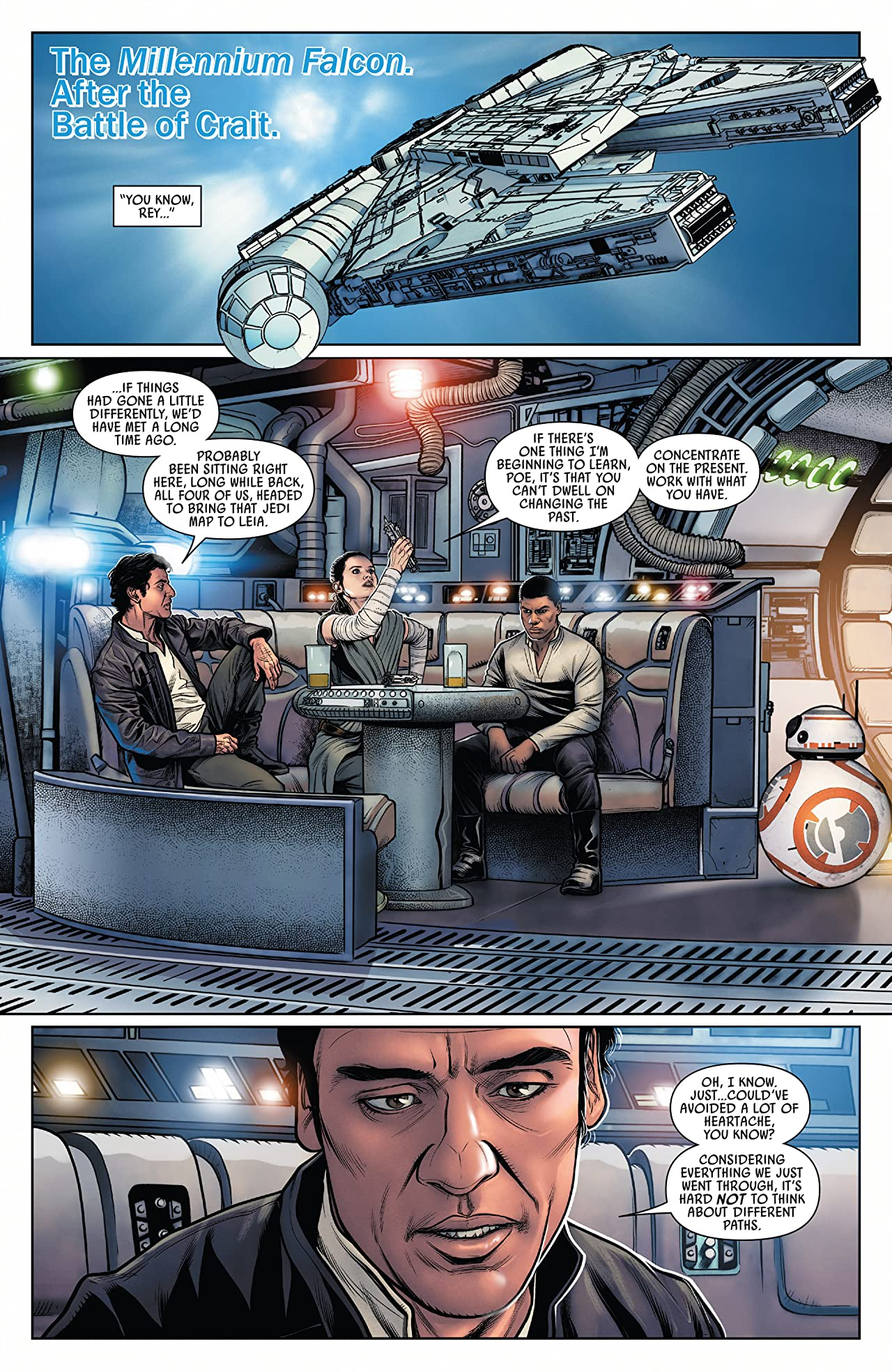 Star Wars: Poe Dameron (2016-2018) #26