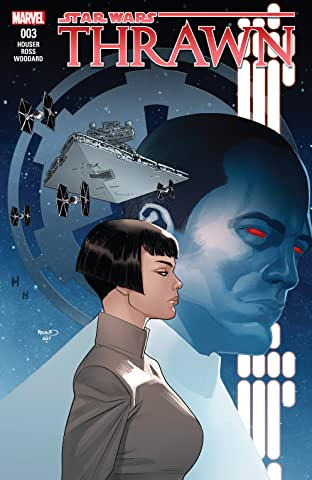 Star Wars: Thrawn (2018) #3 (of 6)