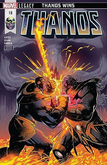 Thanos (2016-) No.18