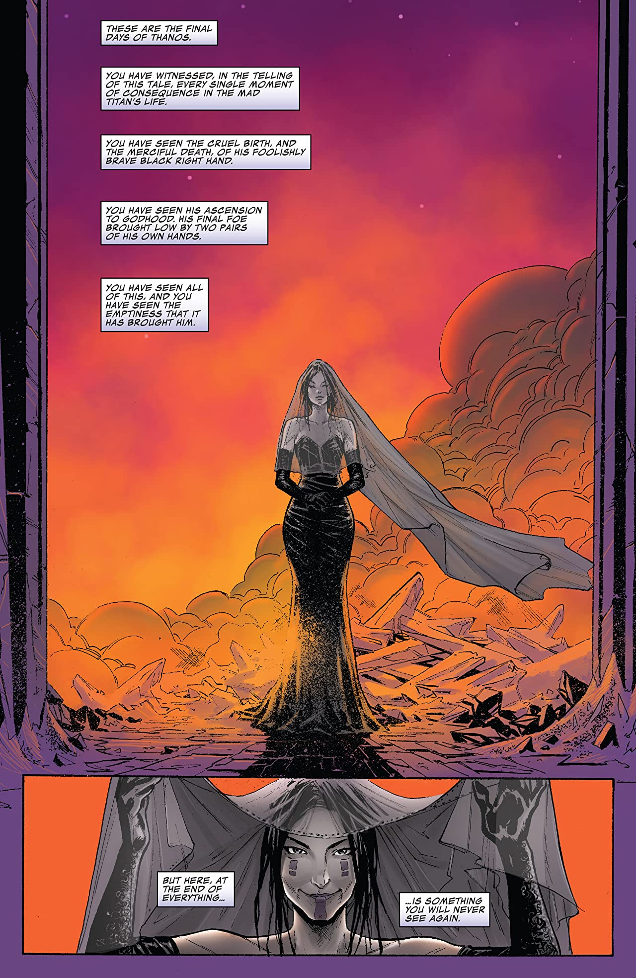Thanos (2016-) #18