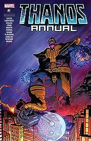 Thanos (2016-2018) Annual #1