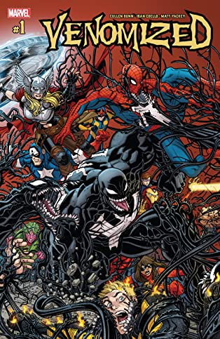 Venomized (2018) #1 (of 5)