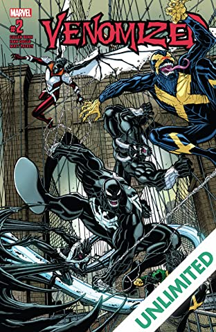 Venomized (2018) #2 (of 5)