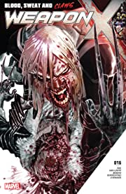 Weapon X (2017-2018) #16