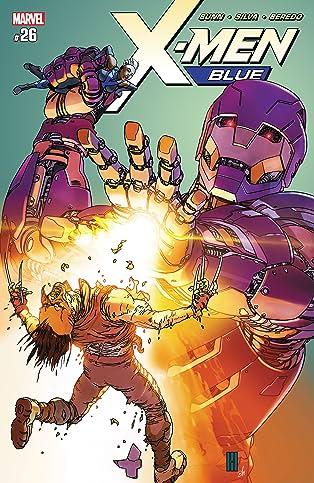 X-Men Blue (2017-) #26