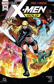 X-Men Gold (2017-2018) #25