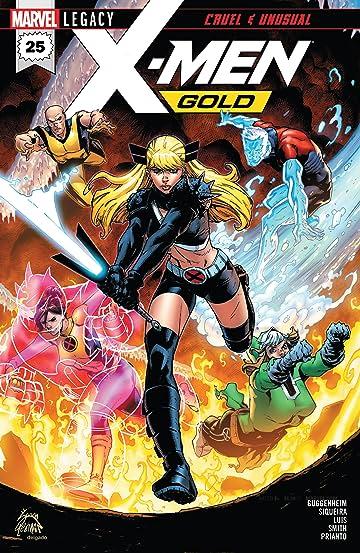 X-Men Gold (2017-) No.25