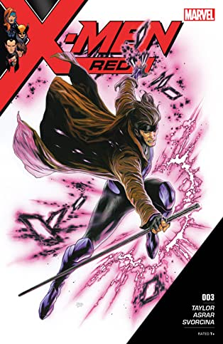 X-Men Red (2018) #3