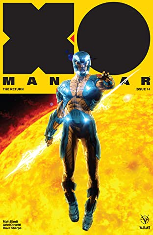 X-O Manowar (2017) No.14