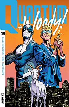 Quantum and Woody! (2017) #5