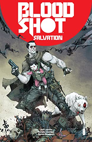 Bloodshot Salvation No.8