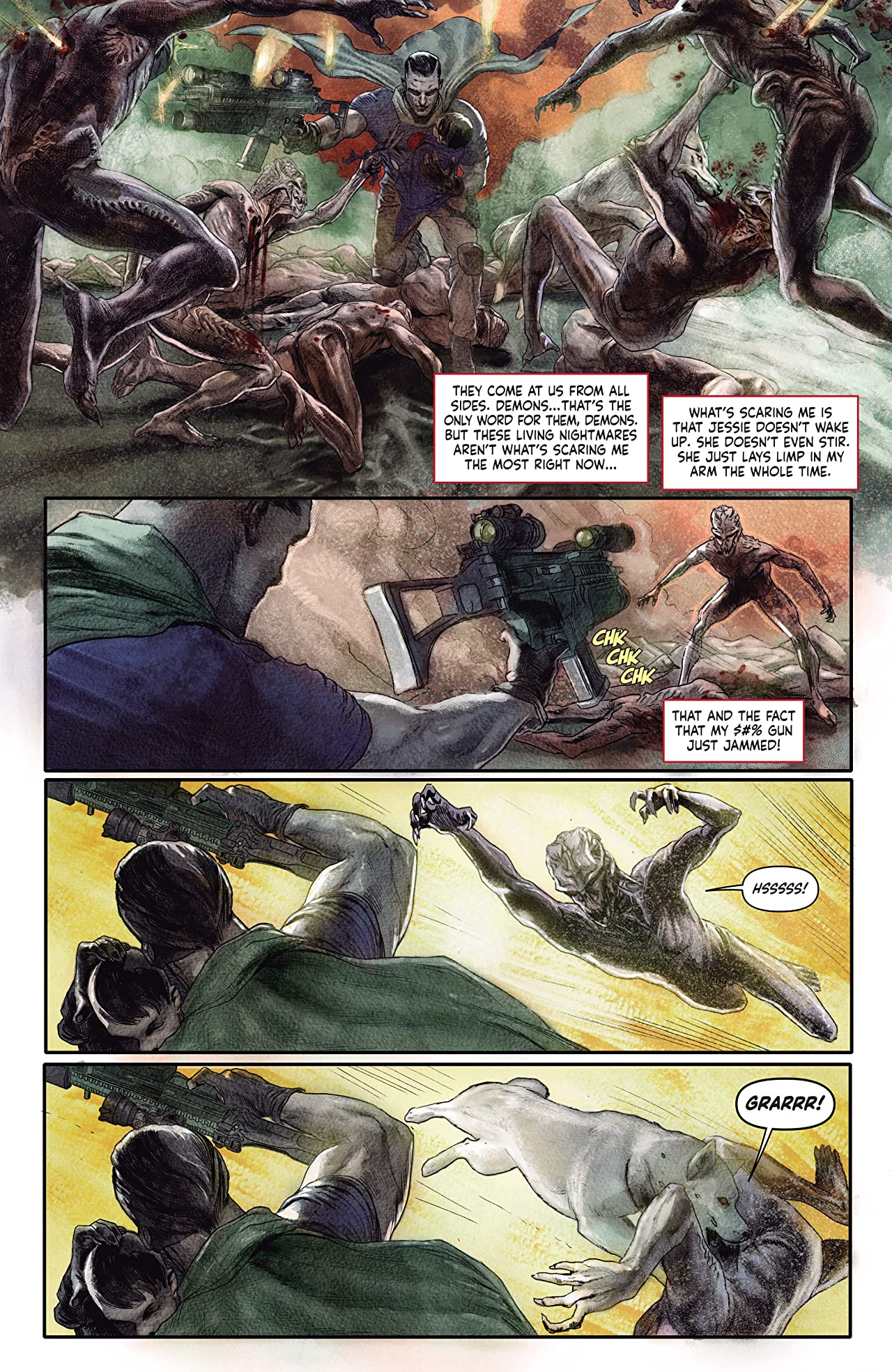 Bloodshot Salvation #8