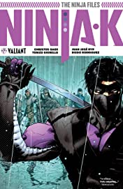 Ninjak Vol. 1: The Ninja Files Vol. 1