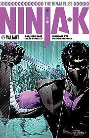 Ninja-k Vol. 1: The Ninja Files Vol. 1