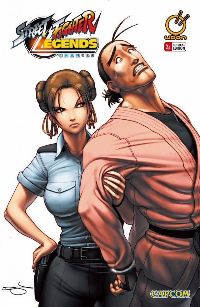 Street Fighter Legends Chun Li 2 Of 4 Comics By Comixology