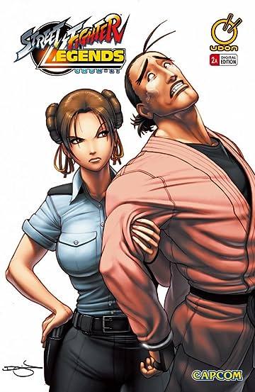 Street Fighter Legends: Chun-Li #2 (of 4)