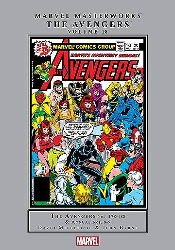 Avengers Masterworks Vol. 18