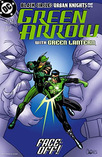 Green Arrow (2001-2007) #23