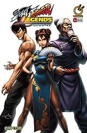 Street Fighter Legends: Chun-Li #3 (of 4)
