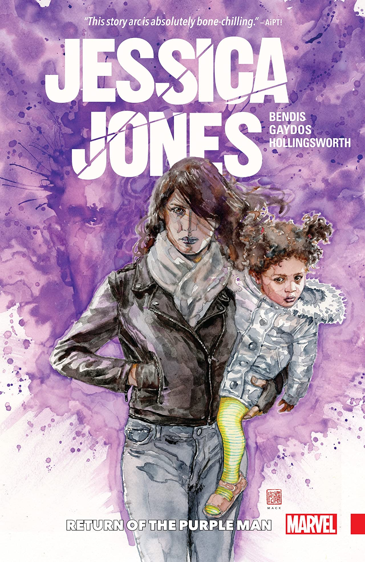 Jessica Jones Vol. 3: Return of the Purple Man