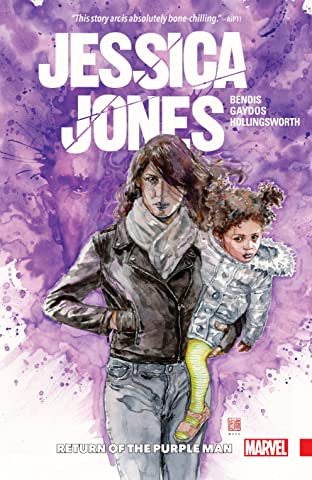 Jessica Jones Tome 3: Return of the Purple Man