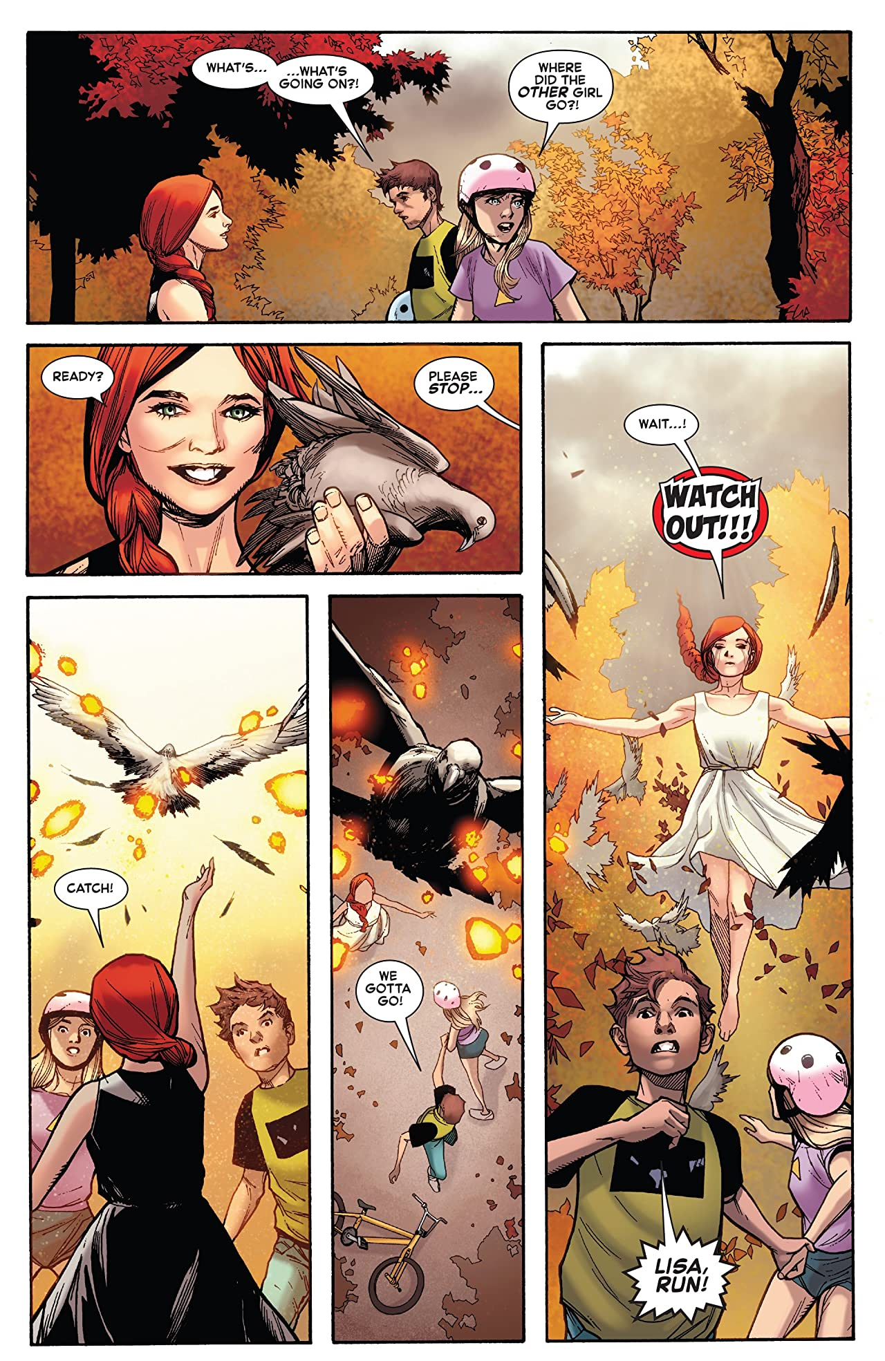 Phoenix Resurrection: The Return Of Jean Grey