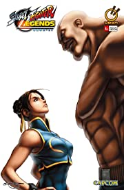Street Fighter Legends: Chun-Li #4 (of 4)