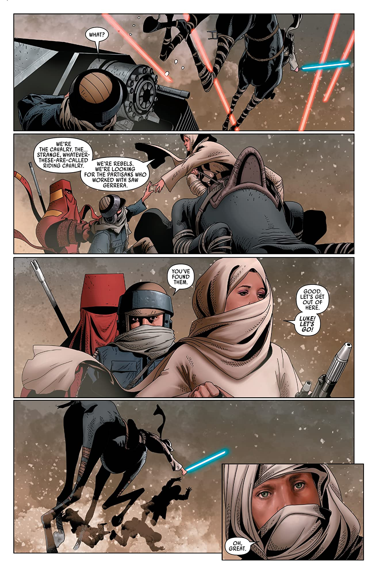 Star Wars Tome 7: The Ashes of Jedha