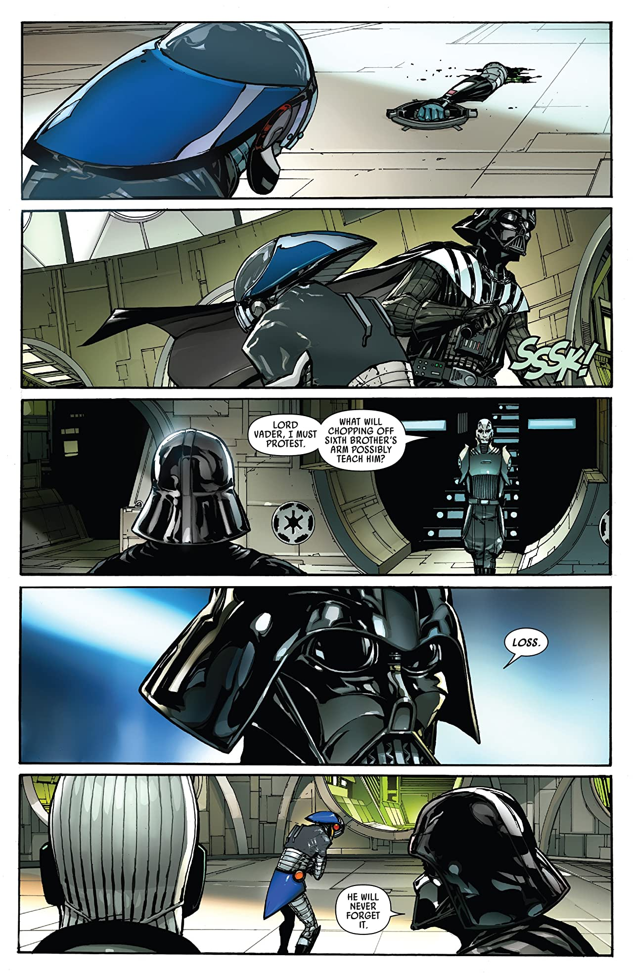 Star Wars: Darth Vader: Dark Lord of the Sith Vol. 2: Legacy's End
