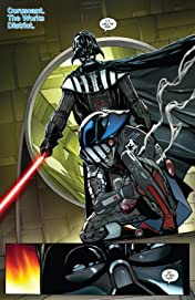 Star Wars: Darth Vader: Dark Lord of the Sith Tome 2: Legacy's End