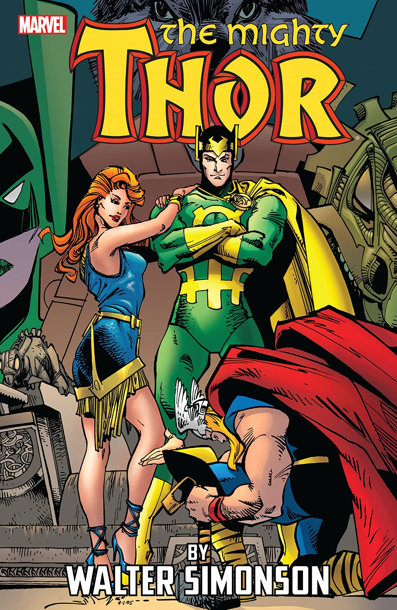Thor by Walter Simonson Vol. 3