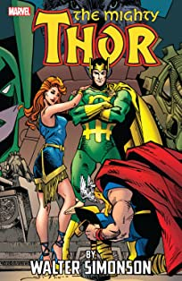 Thor by Walter Simonson Tome 3