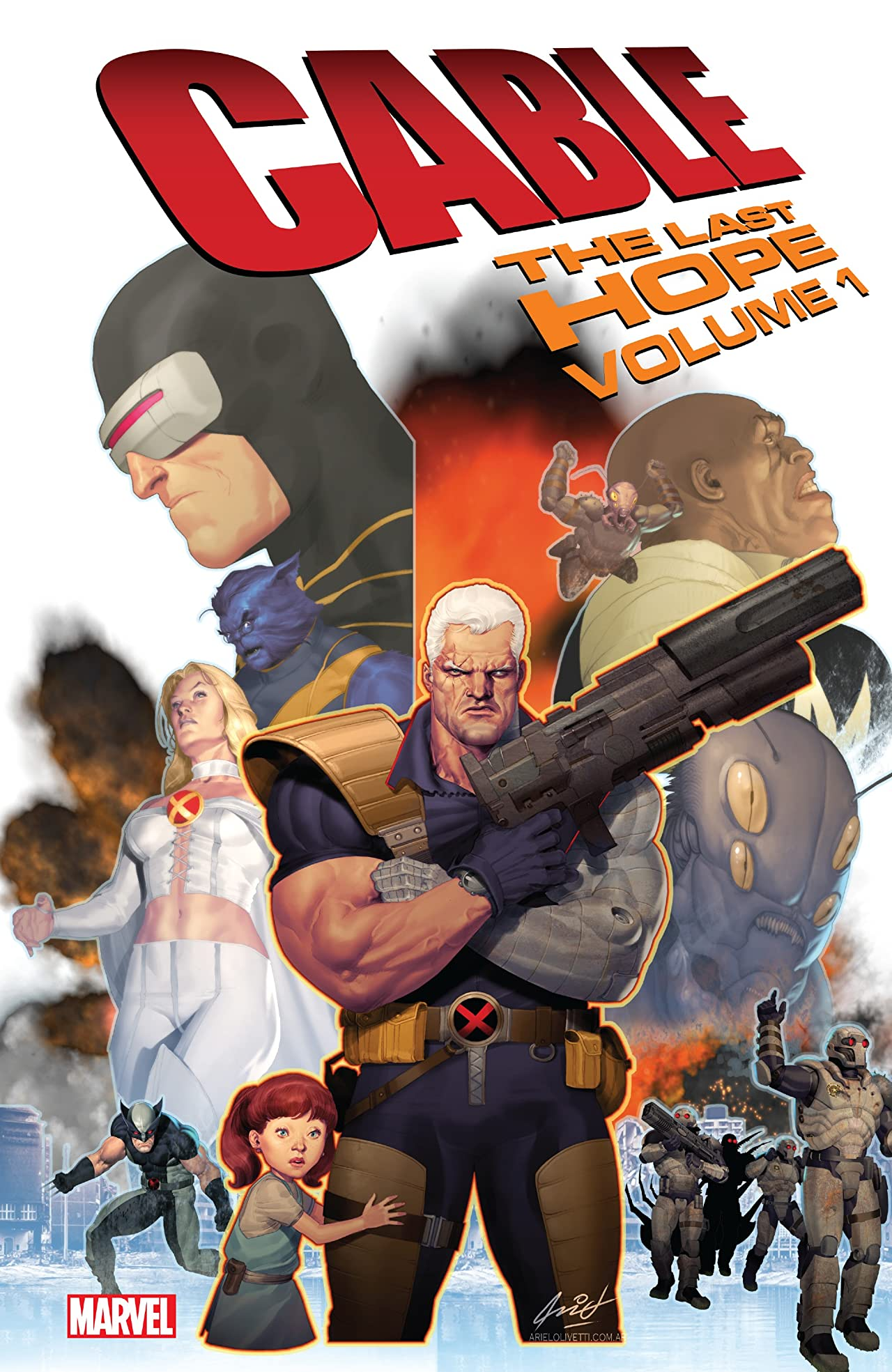 Cable: The Last Hope Vol. 1
