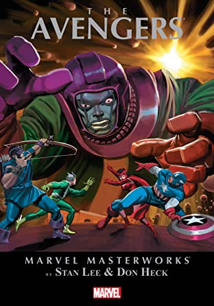 Avengers Masterworks Tome 3