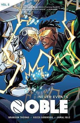 Noble Vol. 2: Never Events