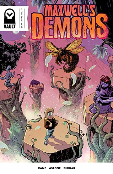 Maxwell's Demons #3