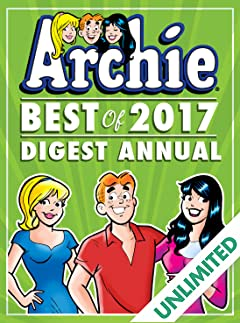 Archie : Best of 2017 Digest Annual