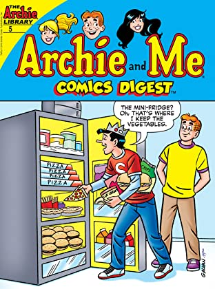 Archie and Me Comics Digest No.5