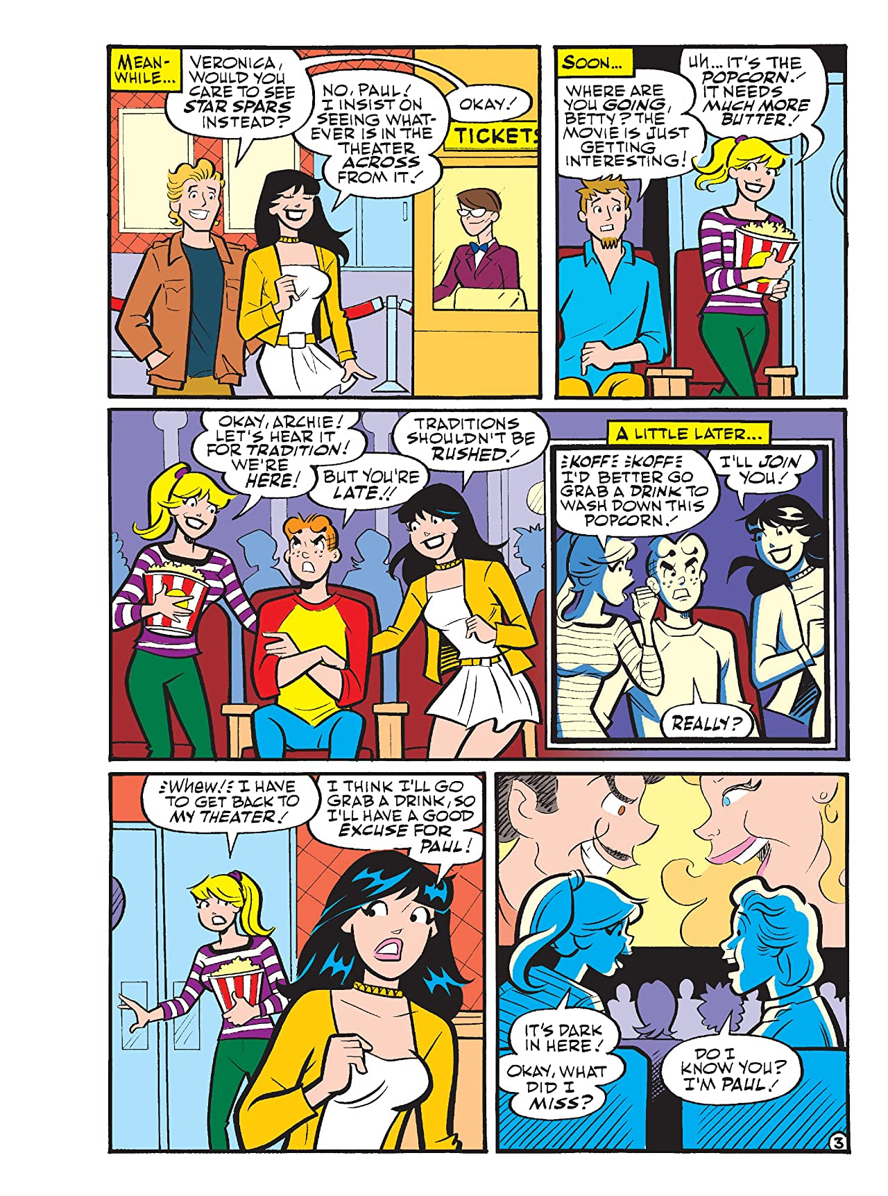 Betty & Veronica Comics Digest #261