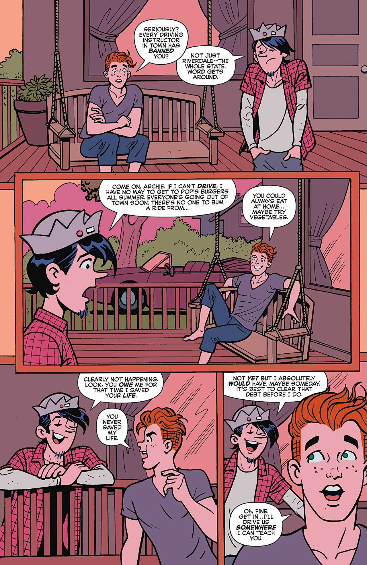 Your Pal Archie Vol. 1