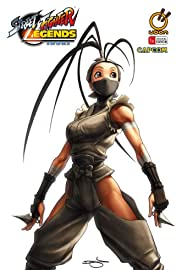 Street Fighter Legends: Ibuki #1 (of 4)